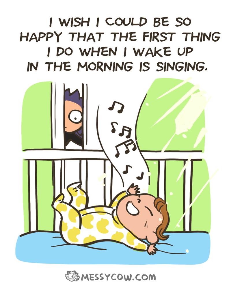 singinginthemorning
